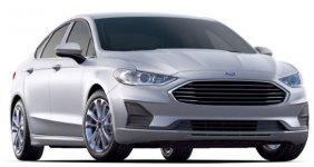 Ford Fusion Hybrid SE 2020
