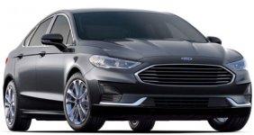 Ford Fusion Hybrid SEL 2020