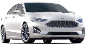 Ford Fusion Hybrid Titanium 2020