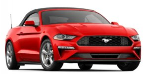 Ford Mustang EcoBoost Convertible 2020