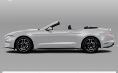 Ford Mustang GT Premium Convertible 2018
