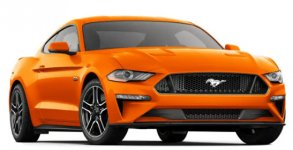 Ford Mustang GT Premium Fastback 2020