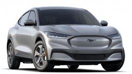 Ford Mustang Mach-E Premium AWD 2021