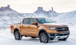 Ford Ranger XLT SuperCrew 2019