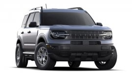 Ford Bronco Badlands 4x4 2021