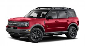 Ford Bronco Badlands First Edition 2021
