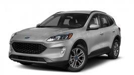 Ford Escape SEL Hybrid 2022