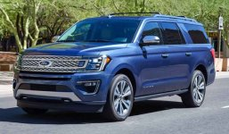 Ford Expedition Max Limited 2023
