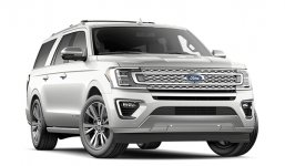 Ford Expedition Max Platinum 2021