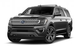 Ford Expedition Max Platinum 4WD 2021