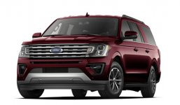 Ford Expedition Max XL 2021