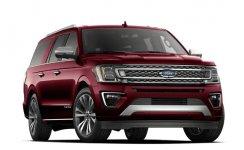 Ford Expedition Platinum 2021