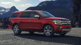 Ford Expedition XL 2022