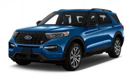 Ford Explorer Hybrid Limited 4WD 2021
