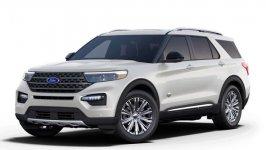 Ford Explorer King Ranch 2022