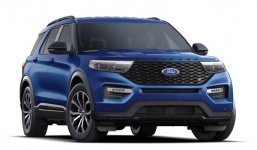 Ford Explorer Limited 2WD 2021