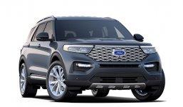 Ford Explorer Platinum 2022
