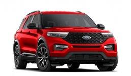 Ford Explorer ST 2022
