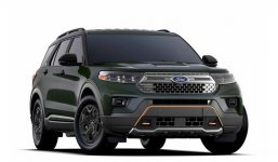 Ford Explorer Timberline 2022