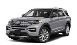 Ford Explorer XLT 2022