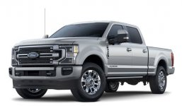 Ford F-250 Super Duty Limited 2022
