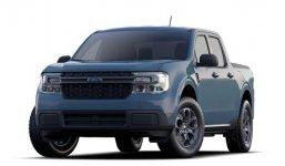 Ford Maverick Lariat Hybrid 2022