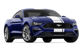 Ford Mustang GT Coupe 2022