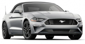 Ford Mustang GT Premium Convertible 2019