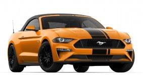 Ford Mustang GT Premium Convertible 2022
