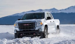 GMC Canyon 2021