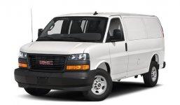 GMC Savana Cargo Van 3500 2022