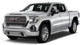 GMC Sierra 1500 Crew Cab Short Bed 2WD 2019