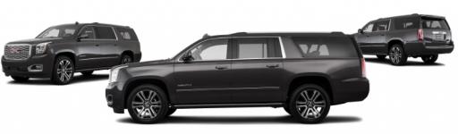 GMC Yukon XL 1500 SLE 4x2 2018