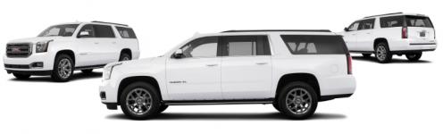 GMC Yukon XL 1500 SLT 4x2 2018