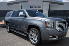 GMC Yukon XL 1500 SLT 4x4 2018