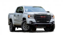 GMC Canyon Elevation Standard 2021