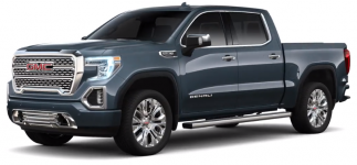 GMC Sierra 1500 Denali Crew Cab Long Bed 4WD 2019