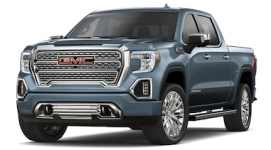 GMC Sierra 1500 SLE Double Cab Long Bed 4WD 2019