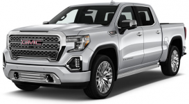 GMC Sierra 1500 SLT Crew Cab Long Bed 2WD 2019
