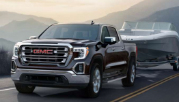 GMC Sierra 1500 SLT Double Cab Long Bed 4WD 2019