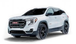 GMC Terrain AT4 2022