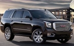 GMC Yukon DENALI 8 Seats Fiexed S.Step