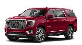 GMC Yukon XL SLT 4WD 2021