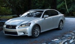 Lexus GS-Series 350 Platinum 2015