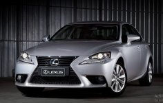 Lexus IS-Series 250 Premier 2017