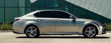 Lexus GS-Series 200t Prestige 2017
