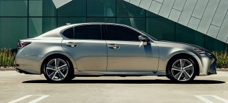 Lexus GS-Series 350 Platinum 2017