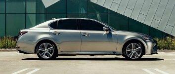 Lexus GS-Series 350 Prestige 2017