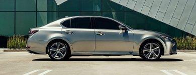 Lexus GS-Series 400h F Sport 2017