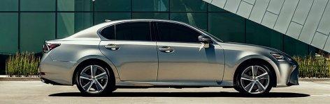Lexus GS-Series 400h Prestige 2017